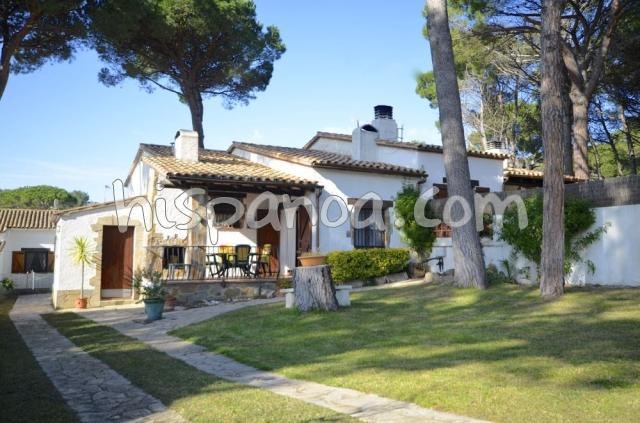 Location vacances Begur -  Maison - 5 personnes - Barbecue - Photo N° 1