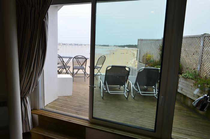 Location vacances Saint-Georges-de-Didonne -  Appartement - 4 personnes - Salon de jardin - Photo N° 1