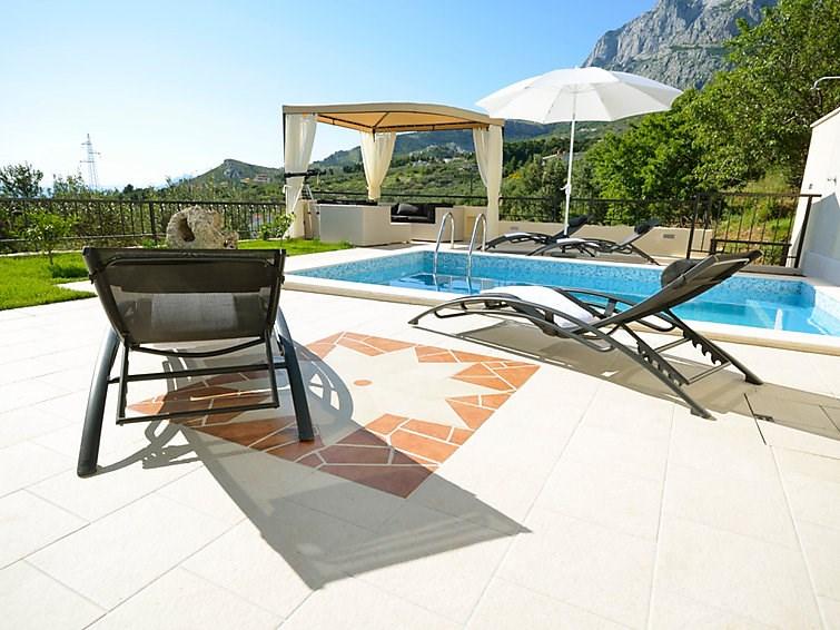 Maison pour 3 personnes à Makarska