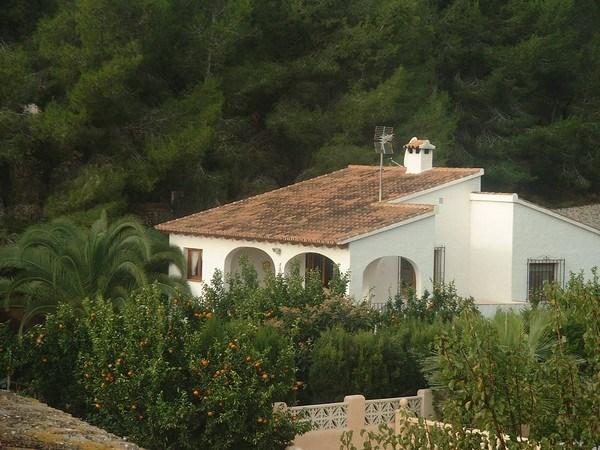Location vacances Teulada -  Maison - 8 personnes - Balcon - Photo N° 1