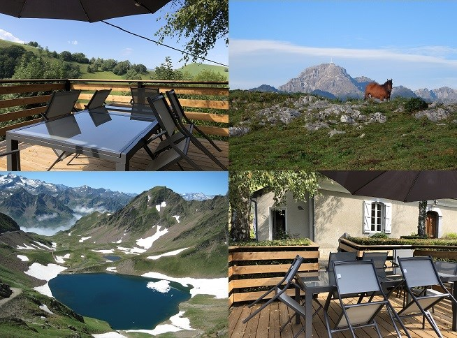 Location vacances Lourdes -  Gite - 8 personnes - Barbecue - Photo N° 1