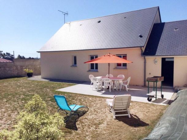 Location vacances Créances -  Maison - 6 personnes - Barbecue - Photo N° 1
