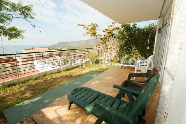 Location vacances Peníscola / Peñíscola -  Appartement - 4 personnes - Barbecue - Photo N° 1