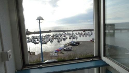 Appartement pour 2 personnes avec vue sur le port