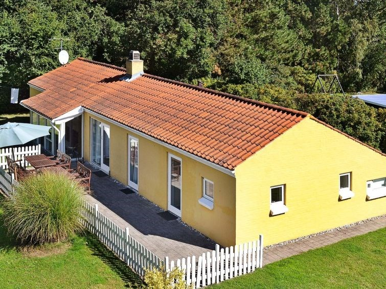 Maison pour 5 personnes à Tranekær