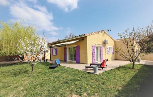 Location vacances Saint-Marcel-d'Ardèche -  Maison - 6 personnes - Barbecue - Photo N° 1
