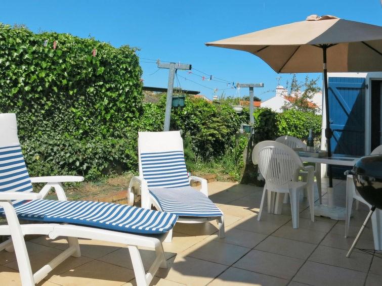 Location vacances Noirmoutier-en-l'Île -  Maison - 5 personnes -  - Photo N° 1