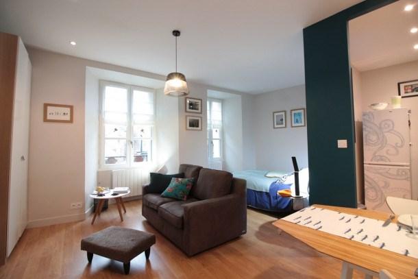 Location vacances Vannes -  Appartement - 2 personnes - Télévision - Photo N° 1