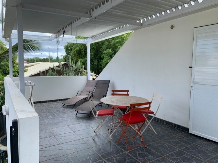 Location vacances Saint-Paul -  Appartement - 4 personnes - Chaise longue - Photo N° 1