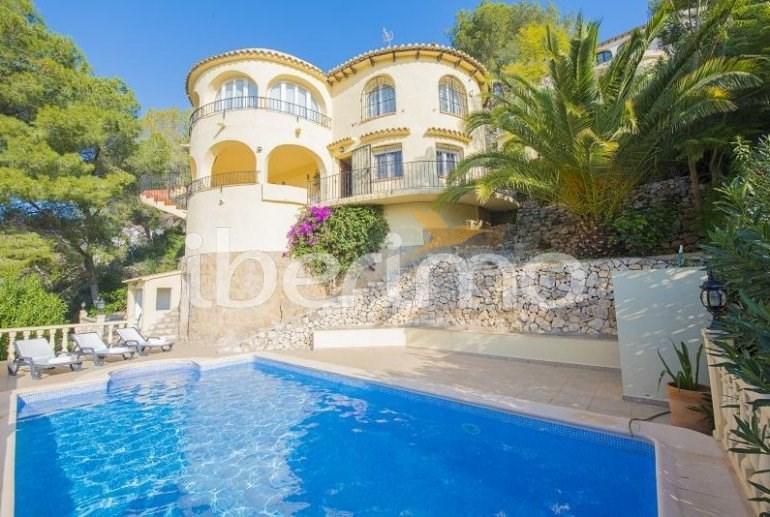 Villa avec piscine à Benissa pour 6 personnes - 3 chambres