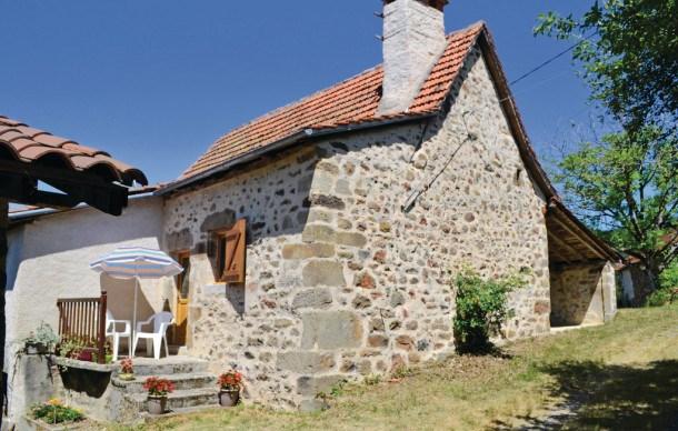 Location vacances Saint-Bressou -  Maison - 4 personnes - Barbecue - Photo N° 1