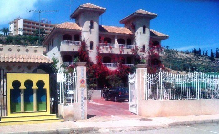 Location vacances Mazarrón -  Appartement - 6 personnes - Barbecue - Photo N° 1