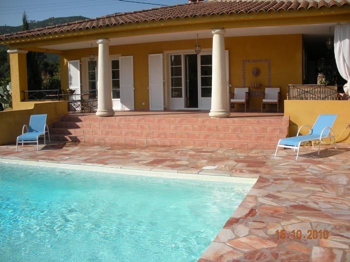 Villa pour 6 pers. avec piscine privée, Conca