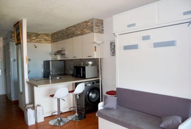 Appartement Canet-en-roussillon (Pyrénées-orientales) pour 4 personnes.