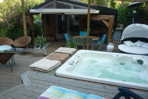 Maison a 100m de la Mer, Au Calme Avec Jacuzzy Proche Pléneuf Val André