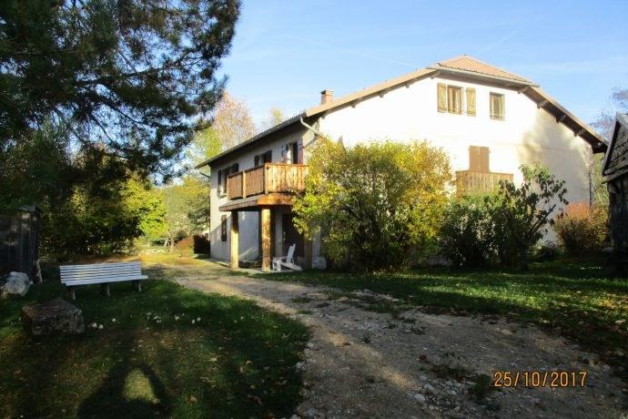 Location vacances Longchaumois -  Appartement - 4 personnes - Jardin - Photo N° 1