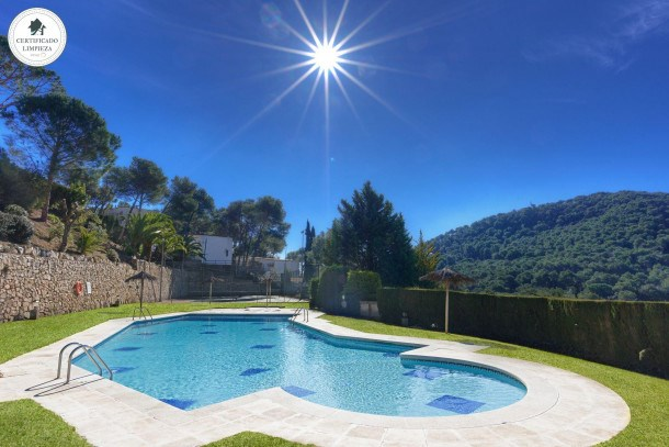 Location vacances Palafrugell -  Appartement - 6 personnes - Salon de jardin - Photo N° 1