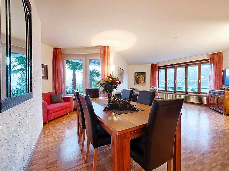 Appartement pour 2 personnes à Ascona