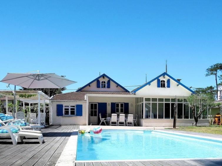 Location vacances Soulac-sur-Mer -  Maison - 8 personnes -  - Photo N° 1