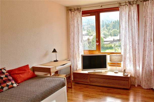 Location vacances Les Gets -  Appartement - 4 personnes - Salon de jardin - Photo N° 1
