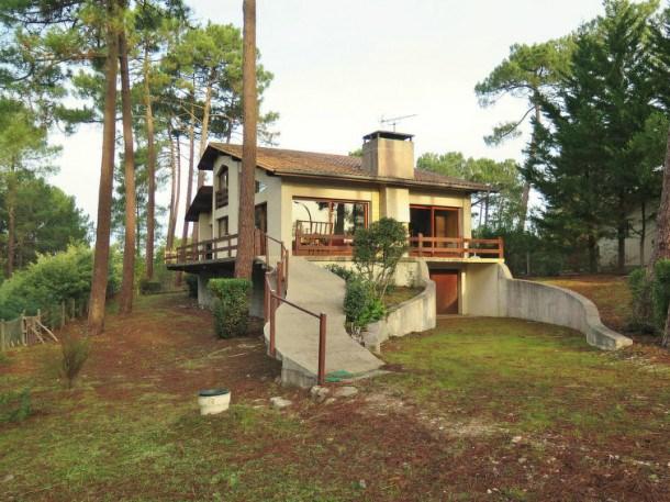 Location vacances Lacanau -  Maison - 7 personnes - Barbecue - Photo N° 1