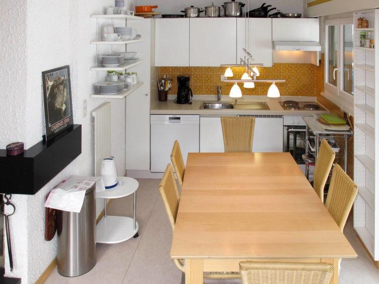 Location vacances Veysonnaz -  Appartement - 7 personnes -  - Photo N° 1