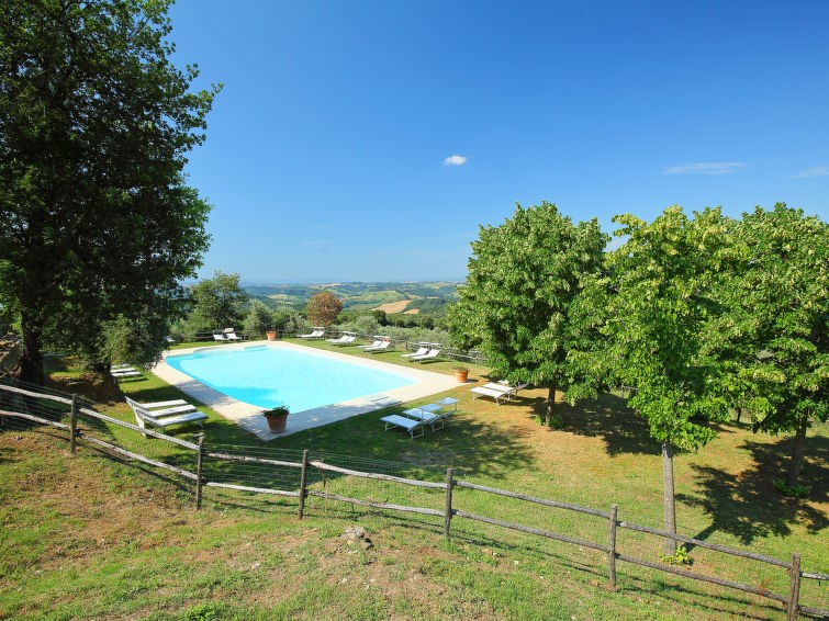 Location vacances Monte San Savino -  Maison - 2 personnes -  - Photo N° 1