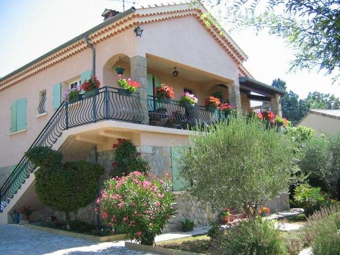 Holiday rentals Aubenas - Apartment - 4 persons - Garden - Photo N° 1