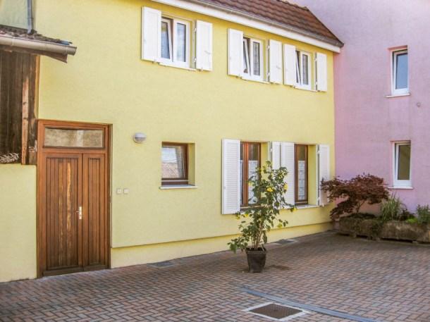 Location vacances Marckolsheim -  Appartement - 5 personnes - Télévision - Photo N° 1