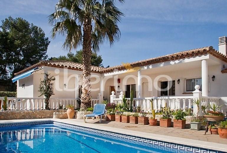 Villa à Ametlla de Mar pour 4 personnes - 2 chambres