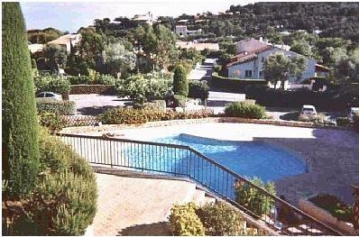 Location vacances Roquebrune-sur-Argens -  Appartement - 6 personnes - Court de tennis - Photo N° 1