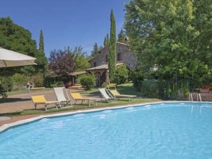 Location vacances San Casciano dei Bagni -  Maison - 6 personnes - Télévision - Photo N° 1