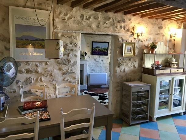 Location vacances Vaison-la-Romaine -  Maison - 2 personnes - Barbecue - Photo N° 1