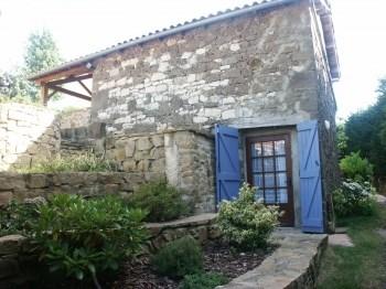Location vacances Monestiés -  Gite - 4 personnes - Barbecue - Photo N° 1