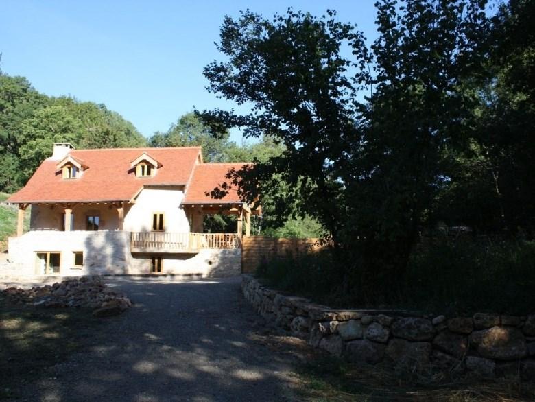 Location vacances Loze -  Gite - 8 personnes - Barbecue - Photo N° 1