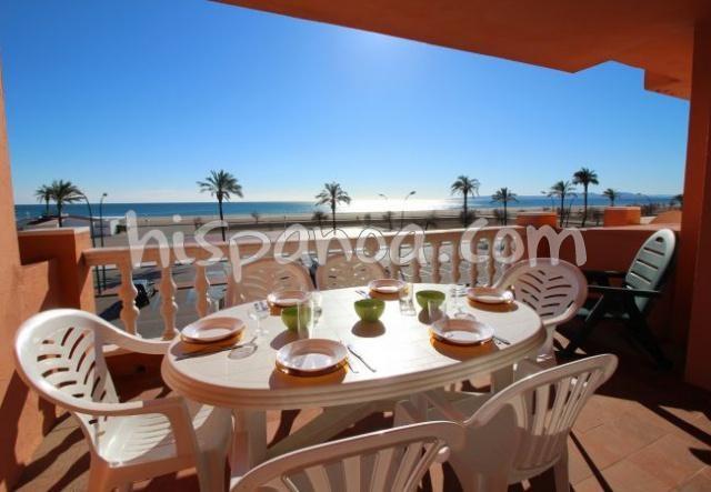 Location vacances Castelló d'Empúries -  Appartement - 7 personnes - Barbecue - Photo N° 1