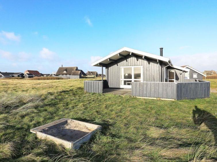 Maison pour 8 à Harboøre