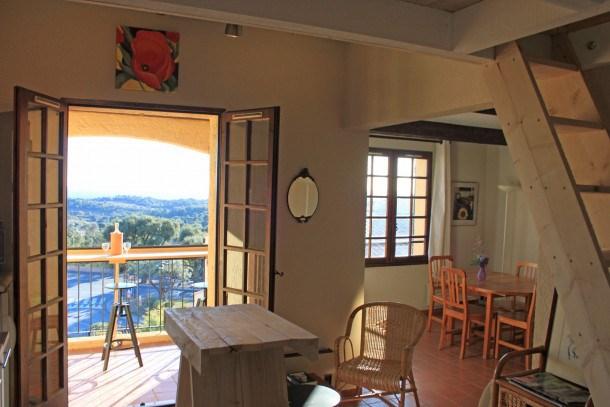 Location vacances La Croix-Valmer -  Appartement - 5 personnes - Lecteur DVD - Photo N° 1