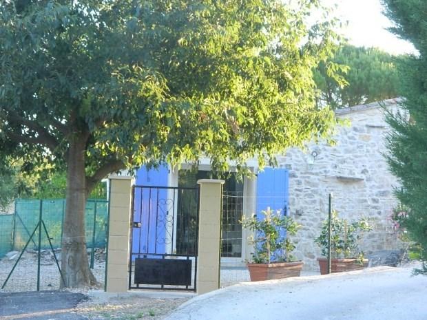 Gîte 3 personnes idéal pour profiter du calme et du soleil Gardois - Saint-Maurice-de-Cazevieille