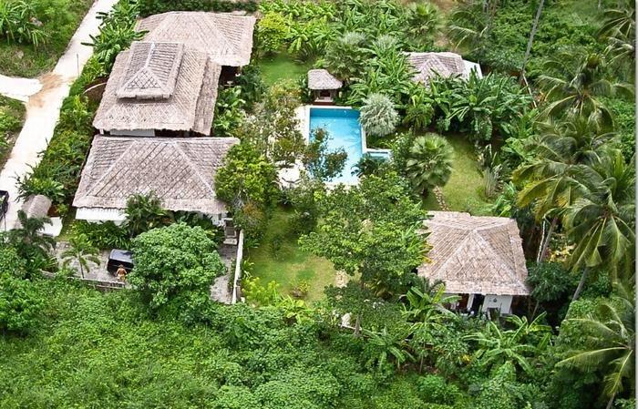 Villa Rosawadee vue d'ensemble