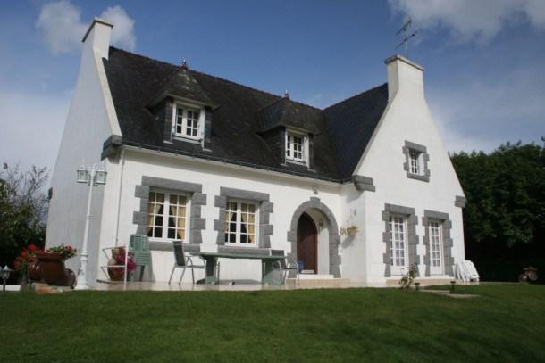 Location vacances La Forêt-Fouesnant -  Maison - 10 personnes - Barbecue - Photo N° 1