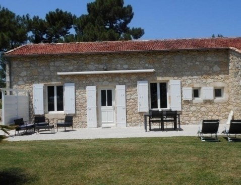 Location vacances Pergain-Taillac -  Maison - 4 personnes - Barbecue - Photo N° 1