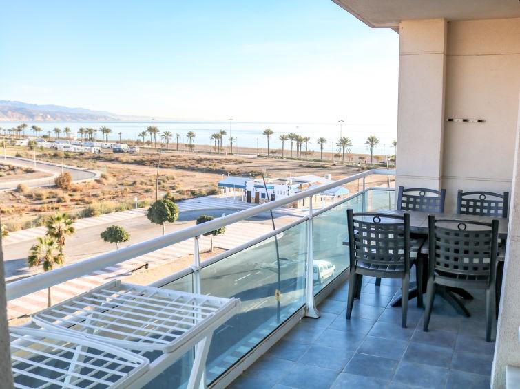 Appartement pour 3 personnes à Roquetas de Mar