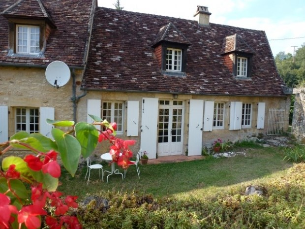 Holiday rentals Les Eyzies-de-Tayac-Sireuil - Cottage - 4 persons - BBQ - Photo N° 1