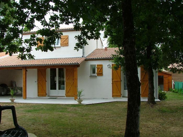 Villa pour 9 pers. avec parking privé, La Tremblade