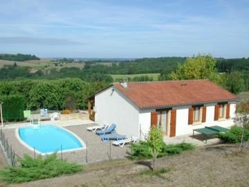Holiday rentals Sarlat-la-Canéda - House - 8 persons - BBQ - Photo N° 1