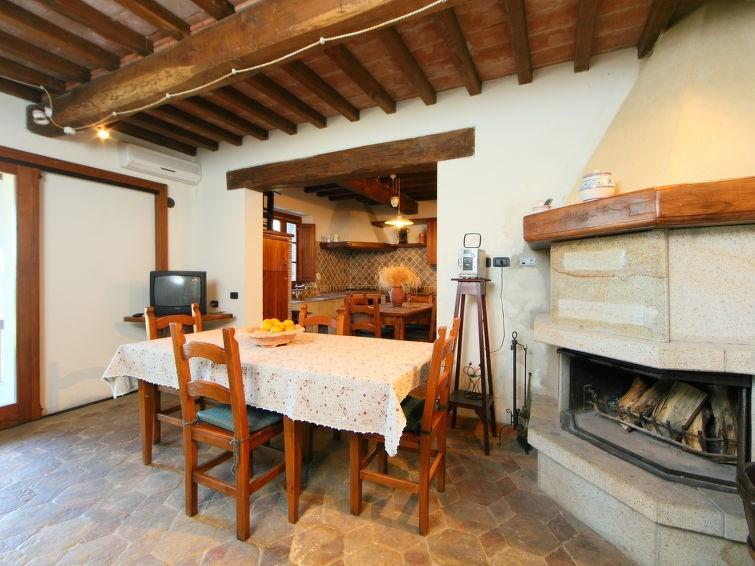 Maison pour 4 personnes à Roccastrada
