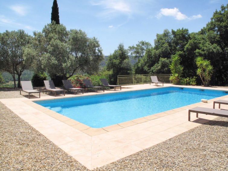 Location vacances Grimaud -  Maison - 10 personnes -  - Photo N° 1