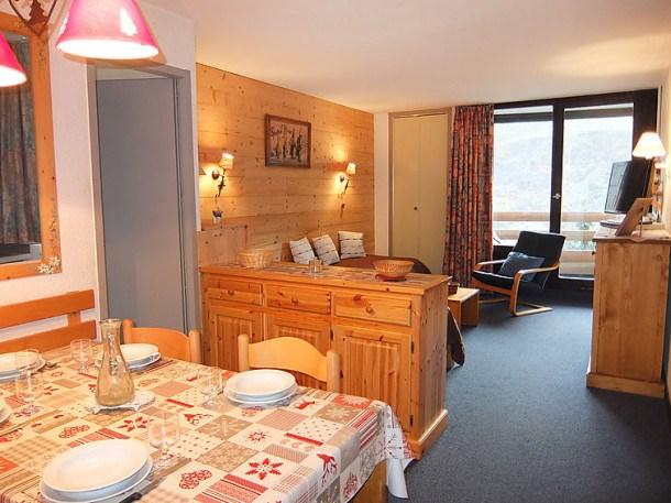 Location vacances Saint-Martin-de-Belleville -  Appartement - 5 personnes - Lecteur DVD - Photo N° 1