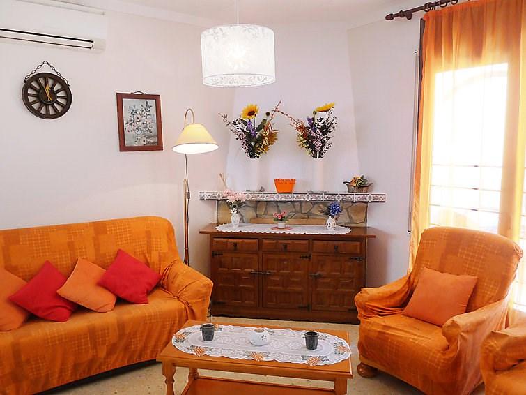 Maison pour 3 personnes à Empuriabrava